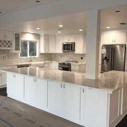 kitchen contractors crosley island remodeling by ferney 128 photos 7500 mason photo of los angeles ca united states just