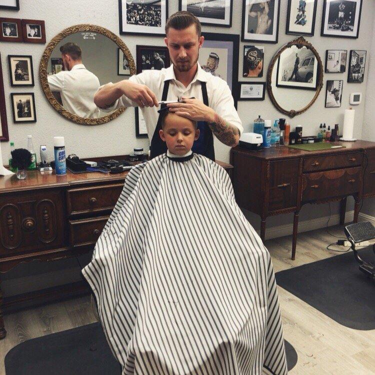 hi definition barbershop 115