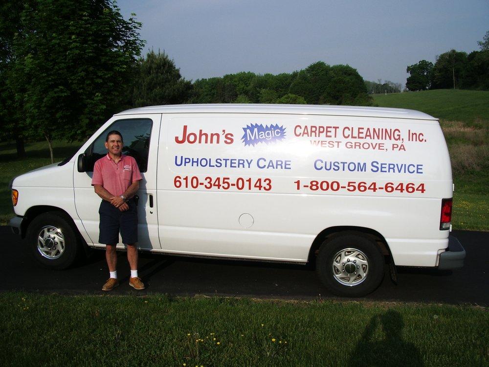 John's Magic Carpet Cleaning Inc  Tile  Carpet Cleaning