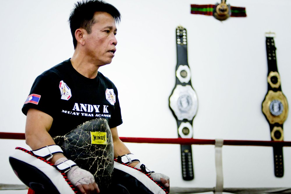 Andy K Muay Thai Academy  Muay Thai  7324 Folsom Blvd