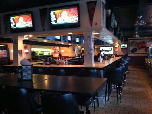 Backyard Sports Bar  Grill  Sports Bars  Myrtle Beach
