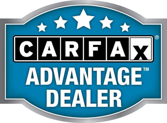 Carfax Advantage Dealer Means All Of Our Carfax Reports