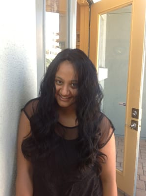 full sew in weave with front lace closure yelp long hairstyles
