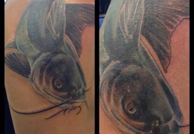 Catfish Tattoo