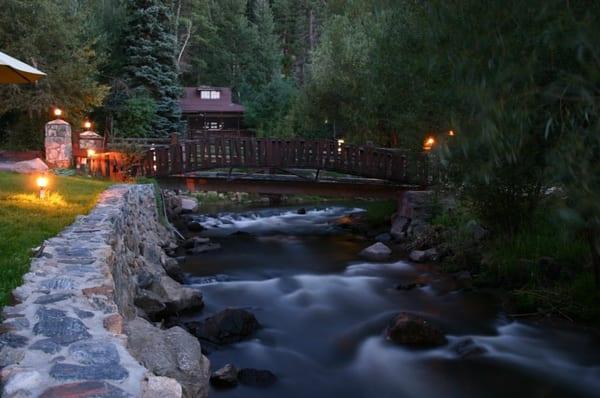 Highland Haven Creekside Inn  Hotels  Evergreen, Co  Yelp