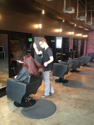 Platinum Entourage Hair Salons Spring Valley Las