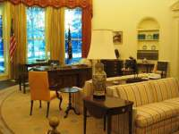 Reproduction of Jimmy Carter's Oval Office | Yelp