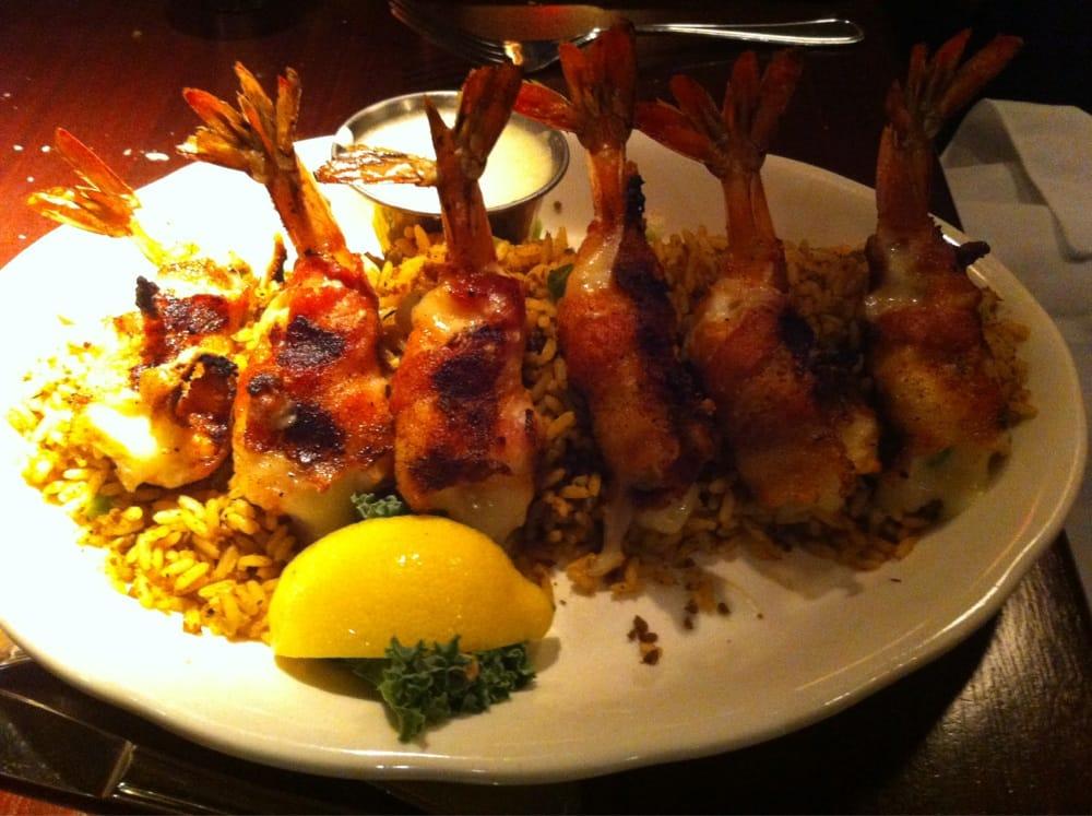 Jumbo shrimp brochette  Yelp