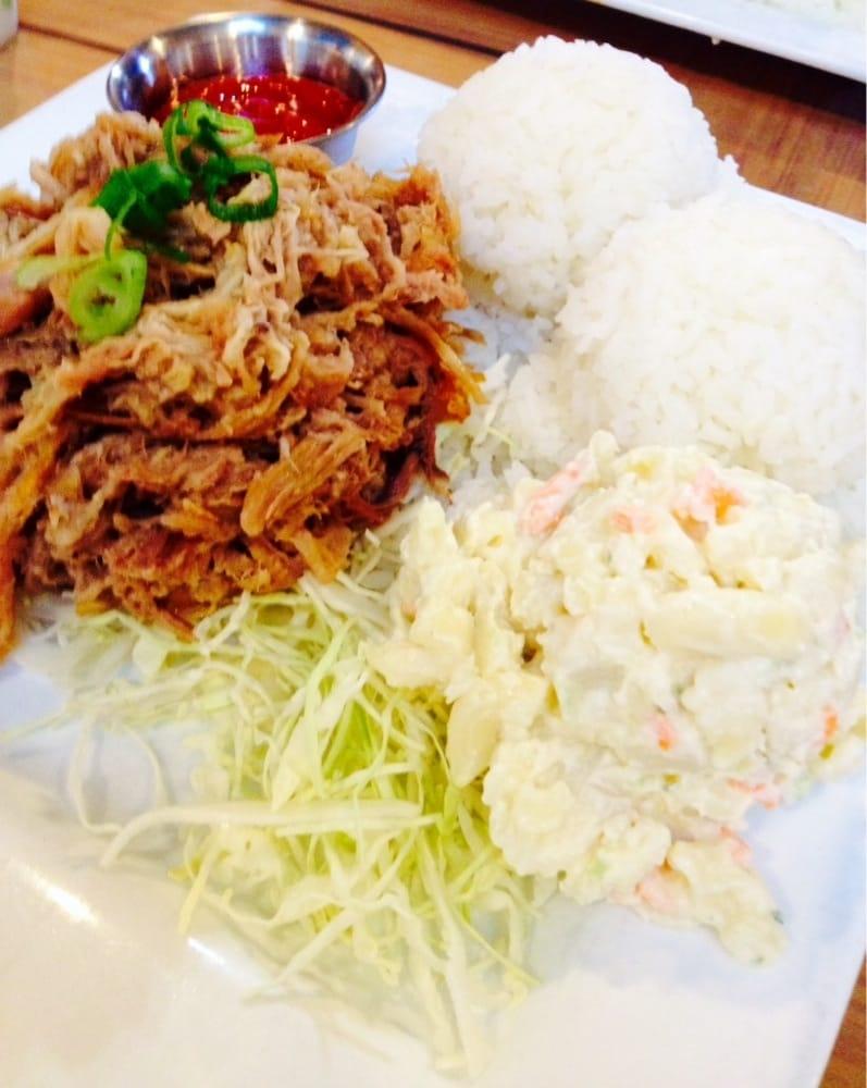 Da Kitchen Cafe  Hawaiian  Kahului HI United States  Yelp