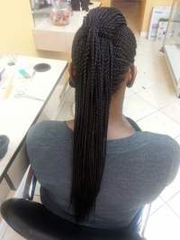 Braider Aja is the best