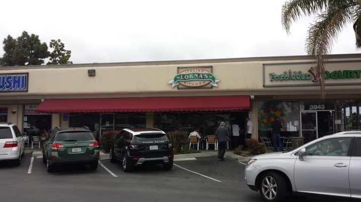 Lorna Italian Kitchen San Diego United States Storefront