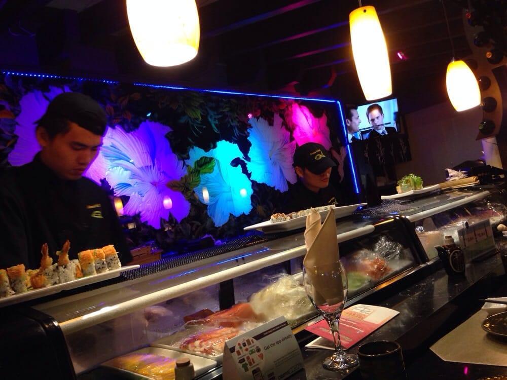 Japanese Restaurant Near Chinatown
