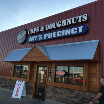 Cops Doughnuts Jays Precinct 17 Photos 16 Reviews