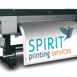 spirit printing services graphic