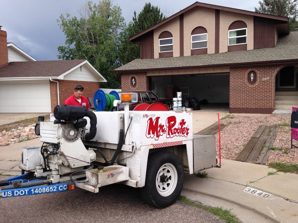 Mr Rooter Plumbing  Colorado Springs  17 Photos  16