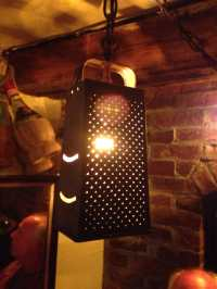 Whimsical lighting fixtures! - Yelp