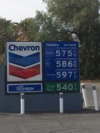 Furnace Creek Chevron Station - 13 Reviews - Gas Stations ...