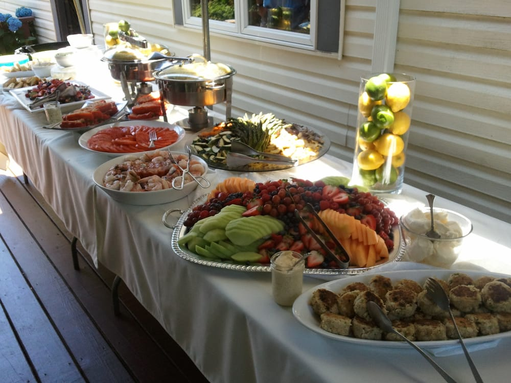 Buffet Style Catering Near Me