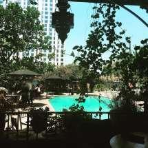 Veranda Poolside Lounge Hotel Figueroa - 45 & 27