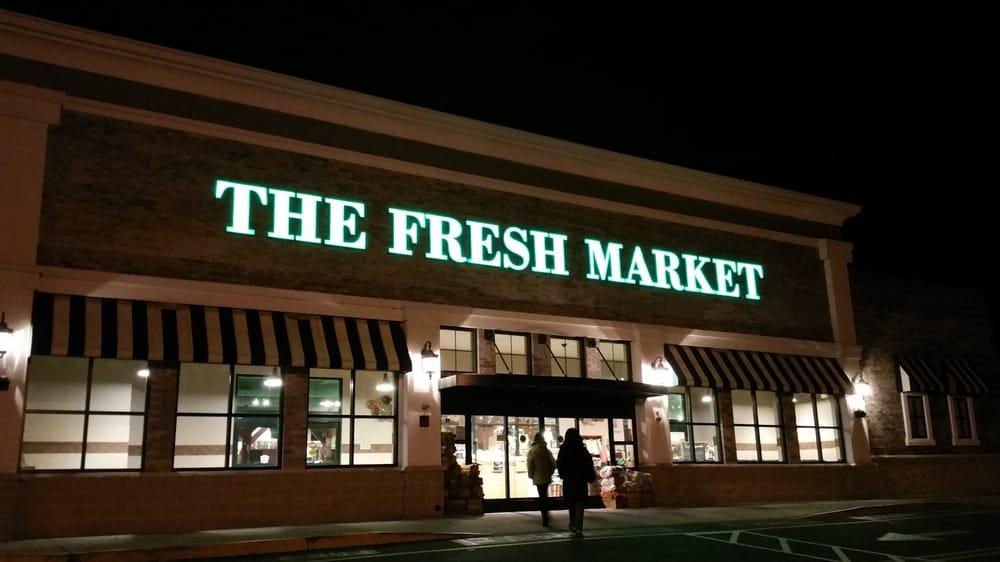 Fresh Market Montvale Nj 07645