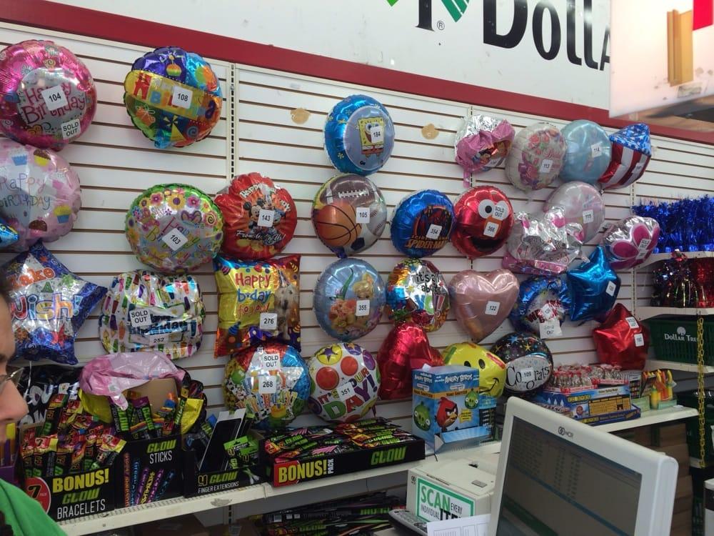 Helium Mylar balloons  Yelp