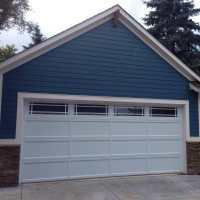 18' x 8' C.H.I. Garage Door - Model: 2294 - Color: White ...