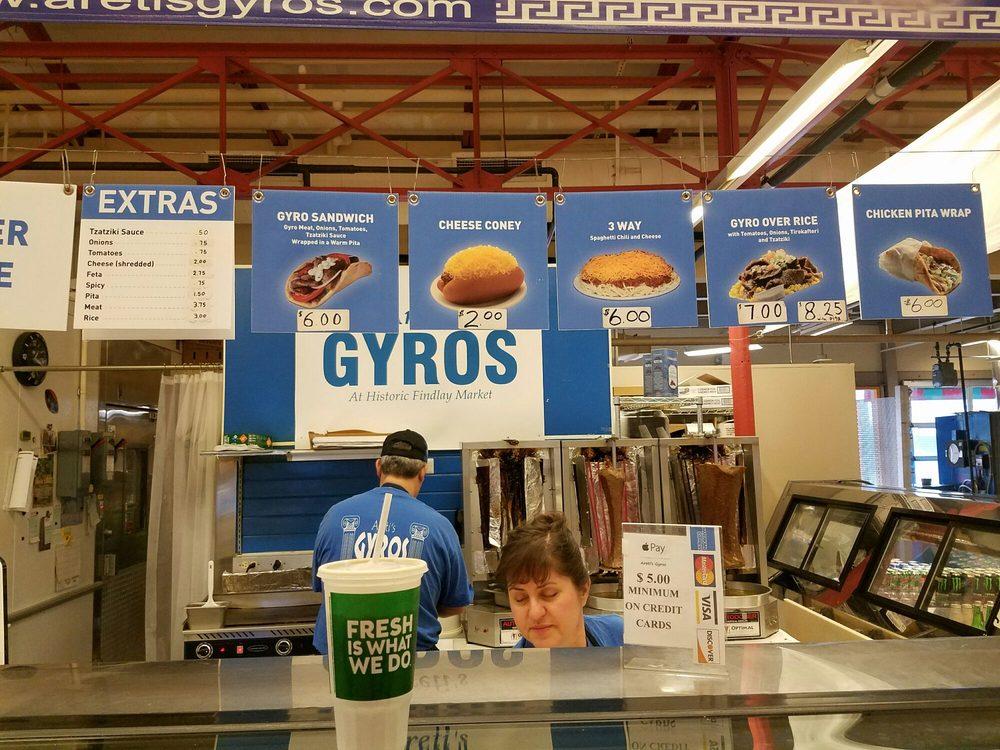 Gyro Place Near Me