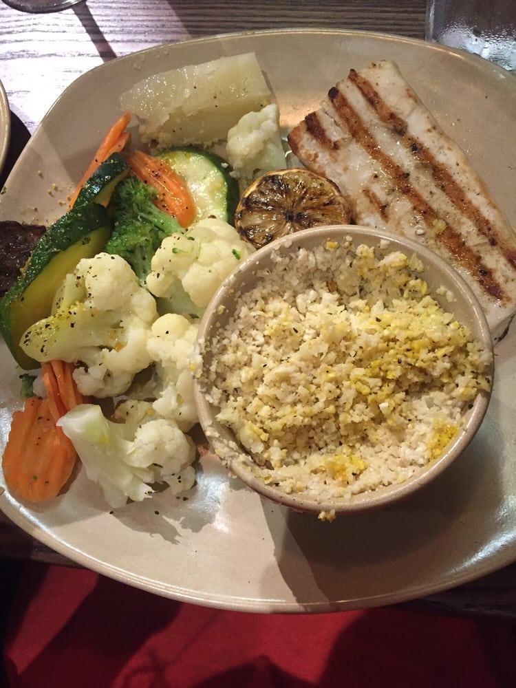 Sergio's Cauliflower Rice