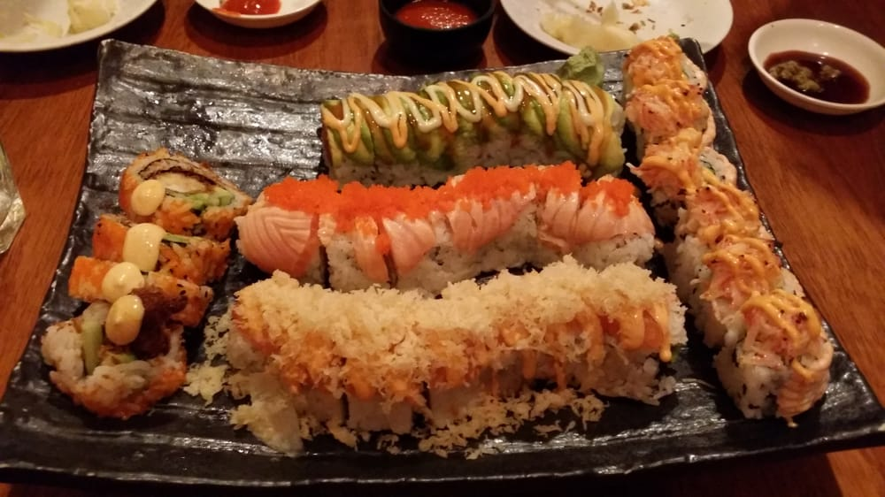 Best Sushi Places Near Me