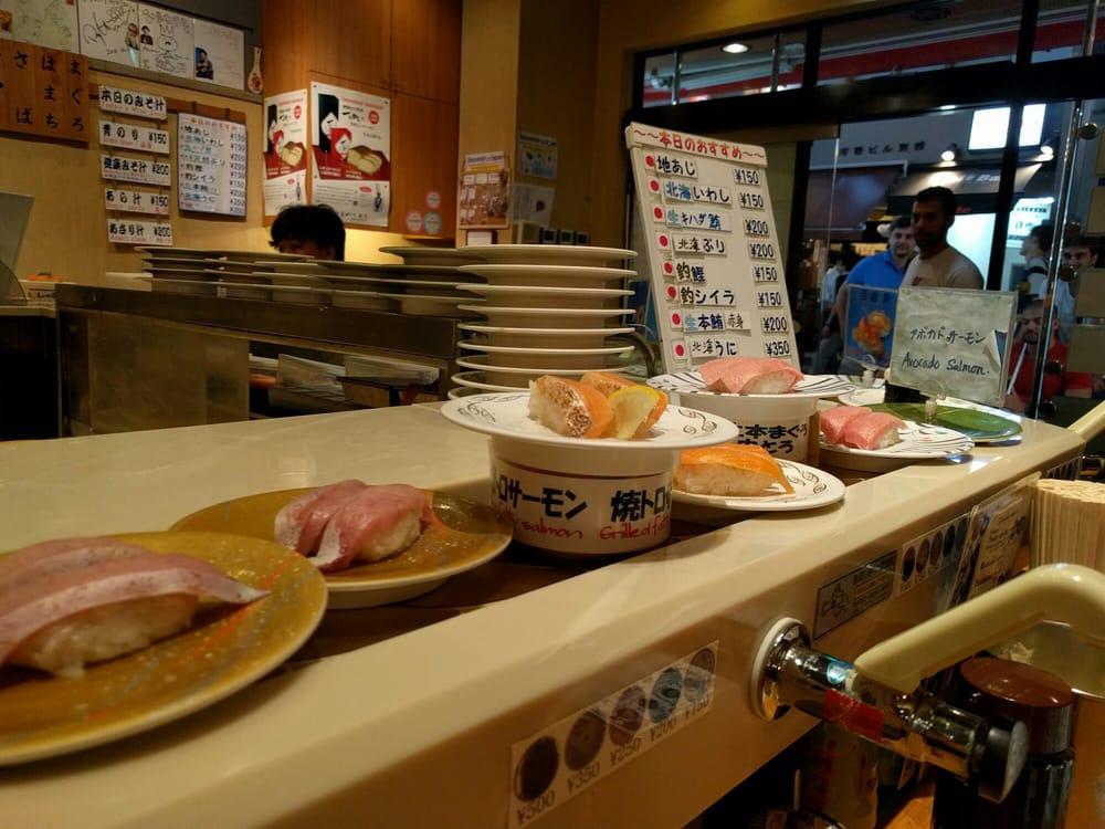 Sushi Places Near Me