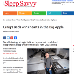 Photo Of Craig S Beds New York Ny United States Thank You To