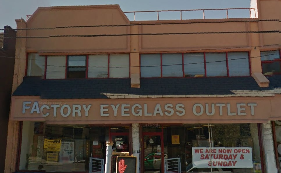 Factory Eyeglass Outlet - Outlet Stores - 3040 Nostrand Ave. Midwood. Brooklyn. NY - Phone Number - Yelp