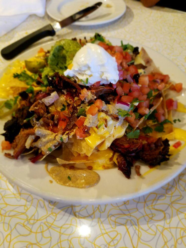 Bar B Que Nachos Recipes