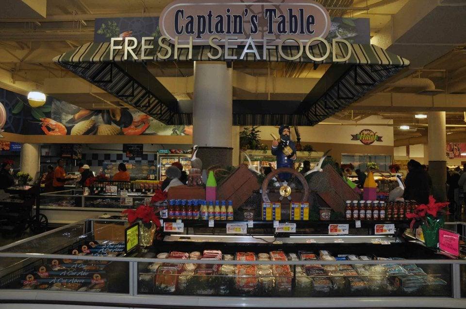 Seafood Restaurants Near Me Open