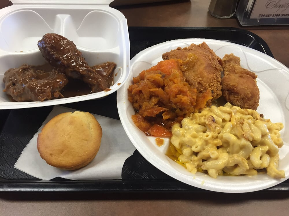 Soul Food Restaurants Near My Location