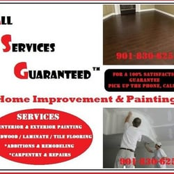 ASG Painting And Home Remodeling Contractors Memphis TN