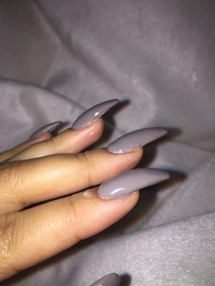 Pink And White Nails Brandon : white, nails, brandon, White, Salon, Brandon, NaturalSalons