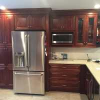 St. James Mahogany Kitchen Remodel and new floor plan ...