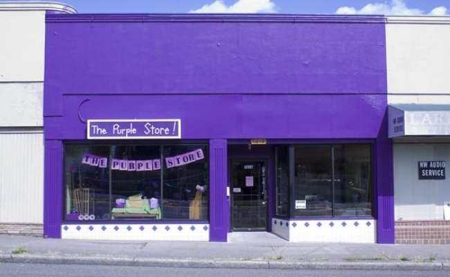 The Purple Store Fashion Greenlake Reviews Yelp