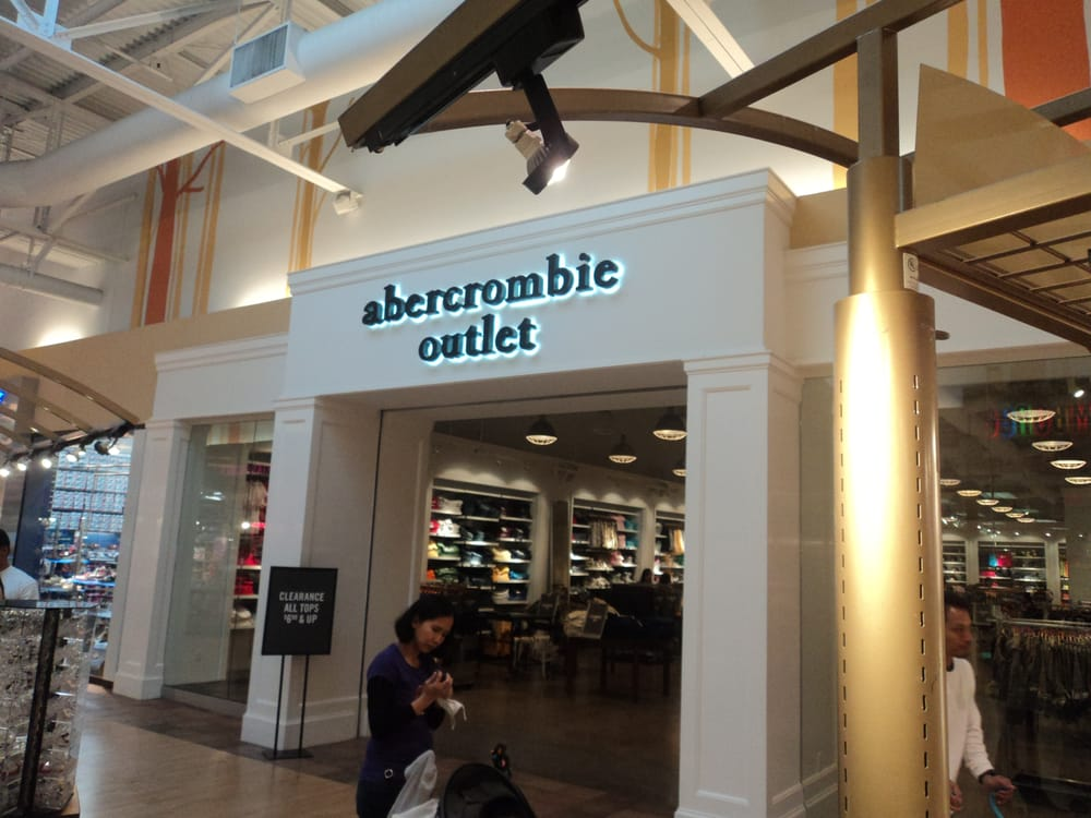 Abercrombie Outlet - 15 Reviews - Men's Clothing - 447 Great Mall Dr. Milpitas. CA - Phone Number - Yelp