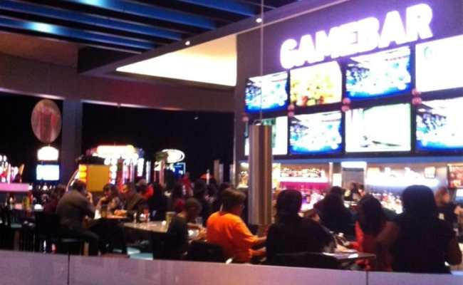 Awesome Bar At Dave Buster S Yelp