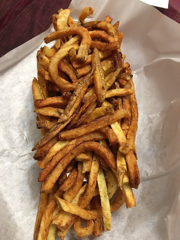 Order of fries 1:2017 - Yelp