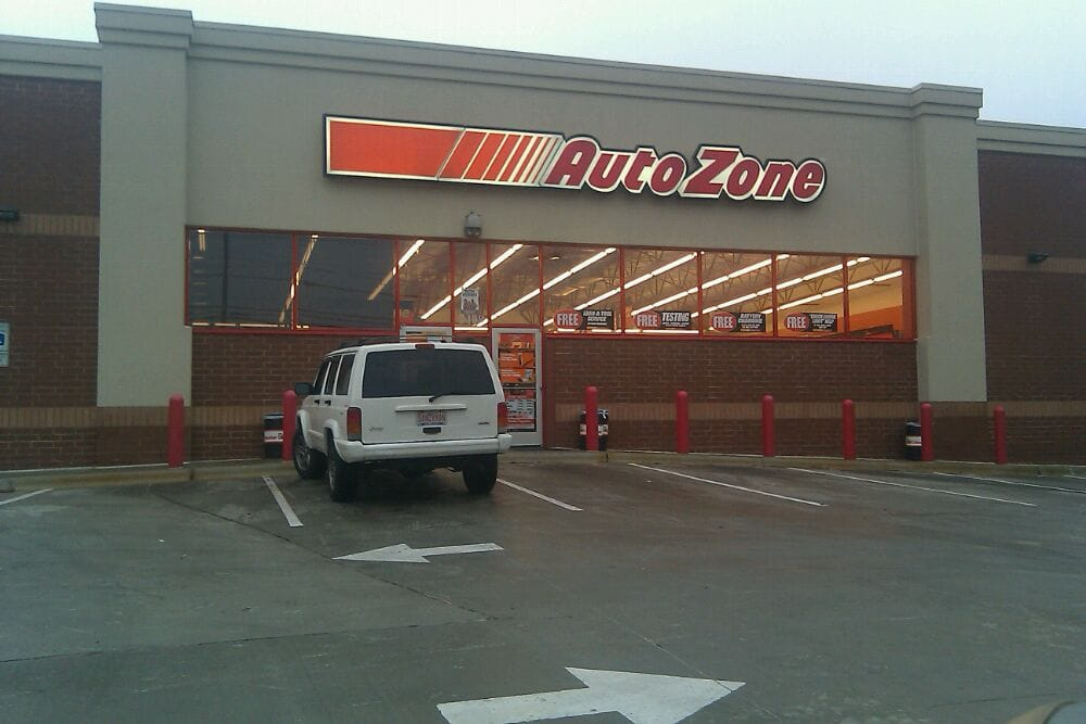 Autozone  Auto Parts  Supplies  2408 Wake Forest Rd