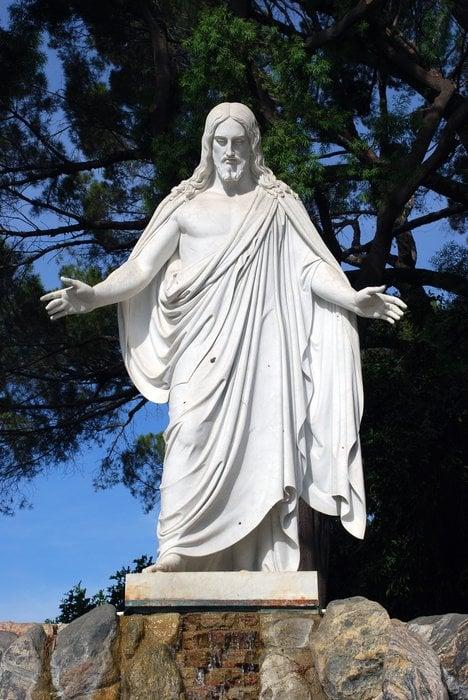 Bertel Thorvaldson Pciture S Christus