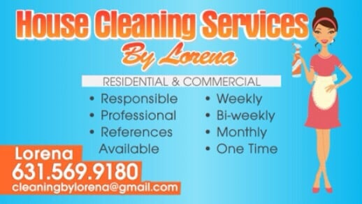 House Cleaning Services By Lorena  Home Cleaning  Patchogue NY  Phone Number  Yelp