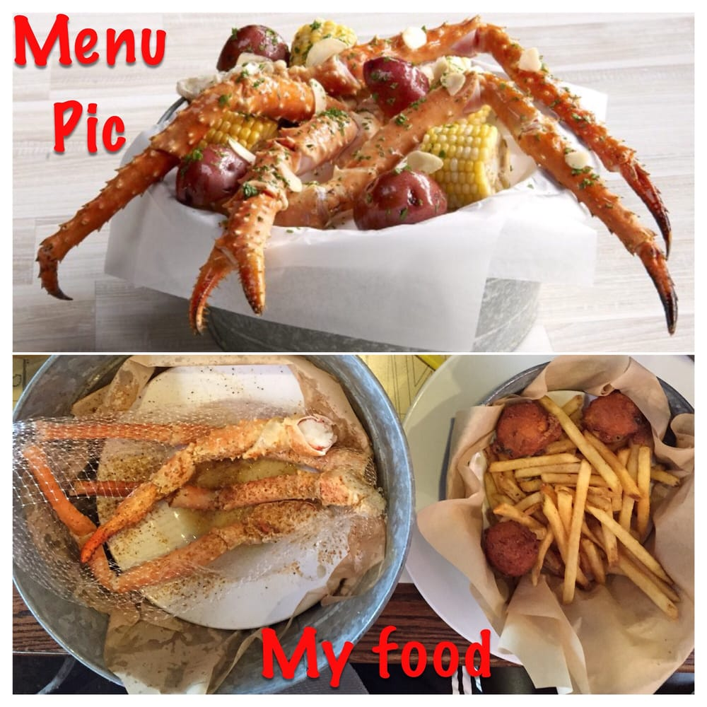 Good Seafood Place Near Me