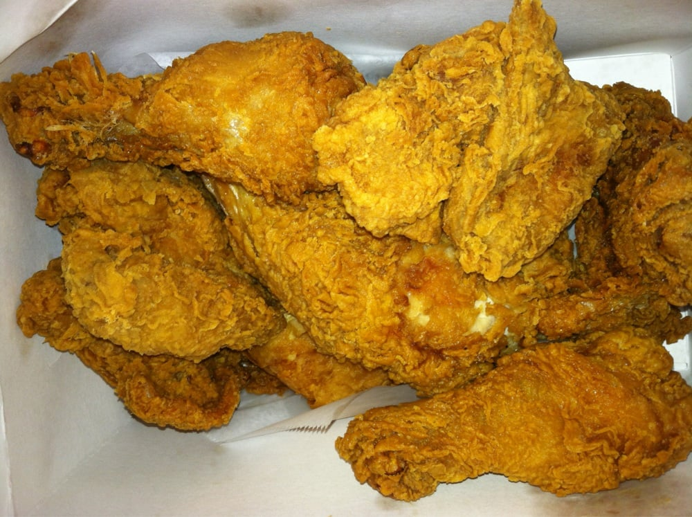 Fast Food Chicken Places Near Me