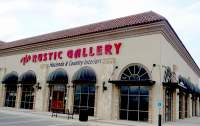 The Rustic Gallery's new location at the Vineyard (1604 ...
