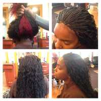 Wet-n-Wavy human hair Micro Braids done in 4.5 hours - Yelp