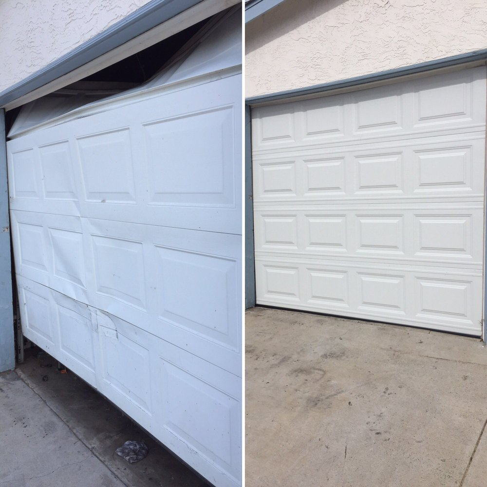 On Budget Garage Door Repair  17 Photos  34 Reviews  Garage Door Services  325 W Washington